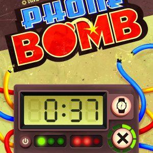 Phone Bomb - couverture de la boite