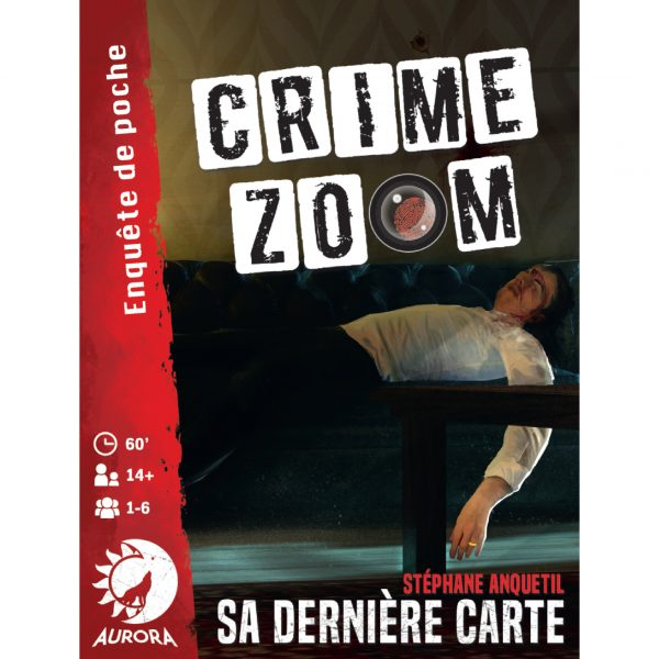 Crime Zoom 01 Front