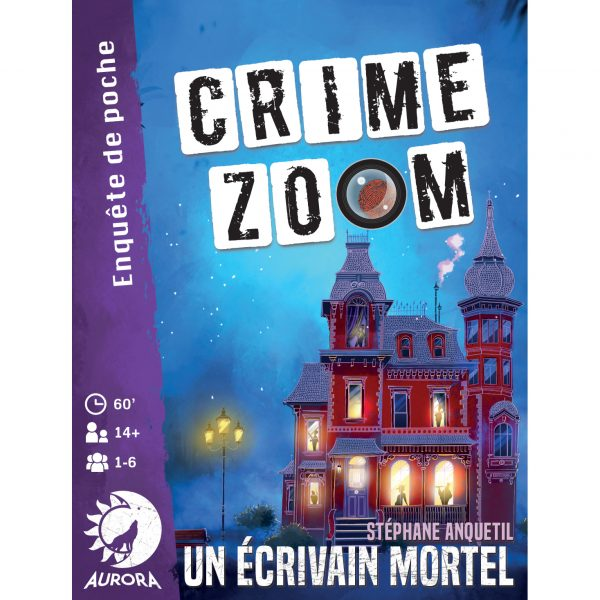 Crime Zoom 03 Front