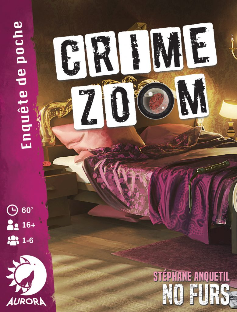 Crime Zoom : No Furs